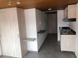 Loft tipo suite con serv publicos incluidos