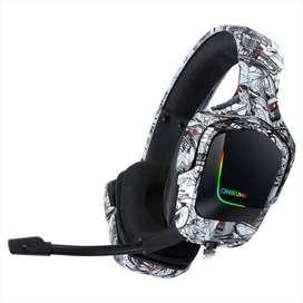 Auriculares Onikuma K20 Rgb-micrófono Luz Ledps4/  A&C TEGNOLOGY BOGOTA D.C Xbox / Pc