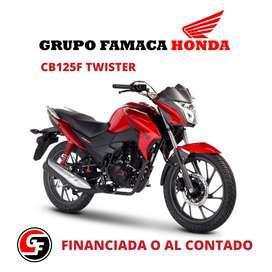 MOTO HONDA MODELO CB125 TWISTER