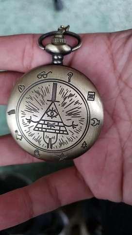 Reloj colar de Gravity falls