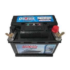 Baterias detroit!!