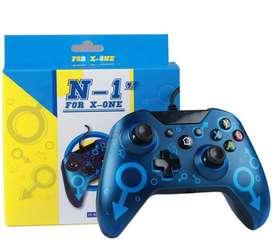 control xbox one y pc alambrico n1