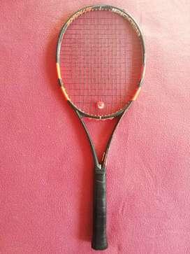 Raqueta de tenis Babolat Pure Strike usada en excelentes condiciones! segunda mano  Barracas, Capital Federal