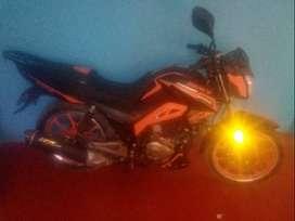 Motocicleta Ronco Pantera 150