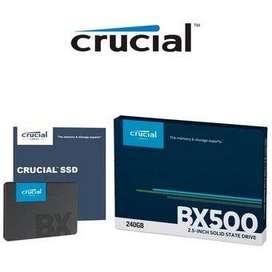 D.D SSD 240 GB CRUCIAL BX