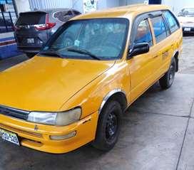 Toyota Corolla 98 Gnv  11300 soles