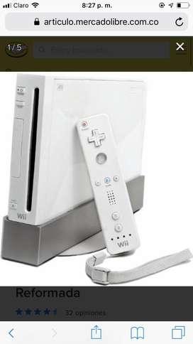 Wii como  nuevo,