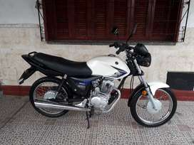 Motomel 150cc 2018 7000km recibo moto