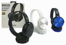 DIADEMA BLUETOOTH SONY