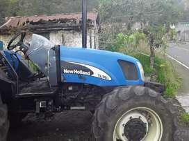 Se vende tractor agricola marca new holland tl90