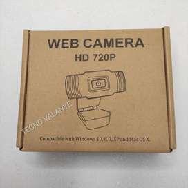 CAMARA WEB HD 720P