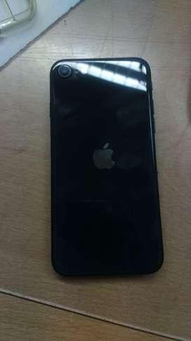 Venta de Iphone SE 2020, negro