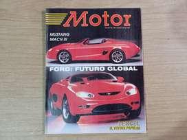 Revistas Motor de los 80 y 90