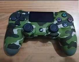 Control play 4 2da gen Camuflado como nuevo