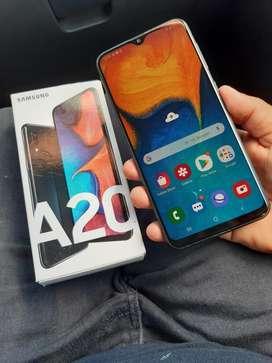 Samsung A20 32g Impecable Igual a Nuevo