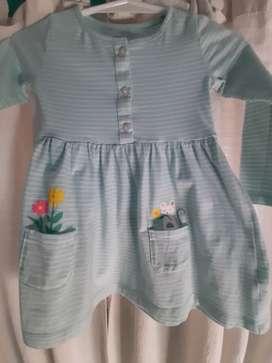 Vestido Carter's - Guaymallén