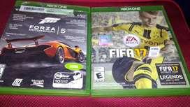 FIFA 17 + Forza Horizon 5