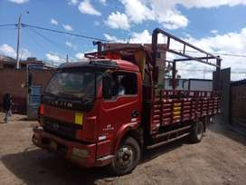 Camión Yuejin, Modelo NJ1062DAL