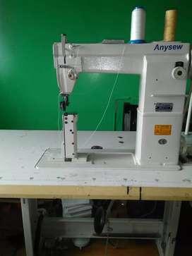 Máquina industrial especial para Zapatero y tapicero