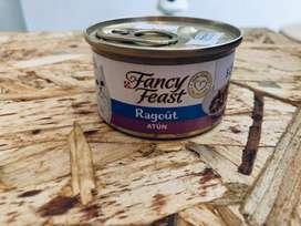 Fancy Feast Ragout Atun Promocion