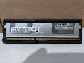 Memorias para Server 16gb 4rx4 Pc3 8500r