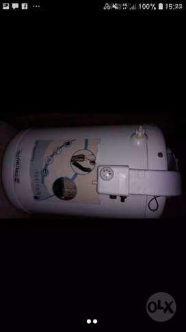 Vendo termotanque a gas 50l alta recuperacion