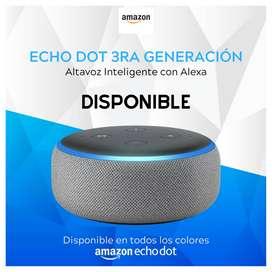 ECHO DOT 3 DE AMAZON - NUEVO PROMOCIÓN