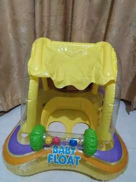 Flotador para bebé intex