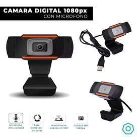 Camara Digital 1080px USB