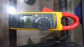 Pinza Amperimetrica FLUKE 376 cables originales, sonda y estuche