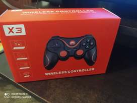 Control wireless controller x3
