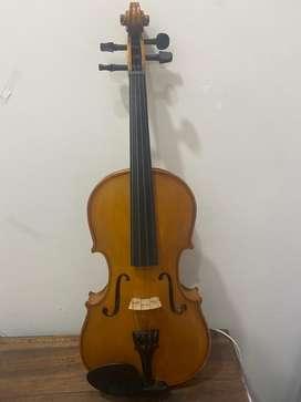 Violin Greko + Estuche + Soporte