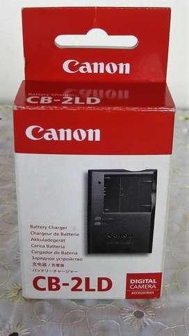 Cargador original Canon ref CB 2LD