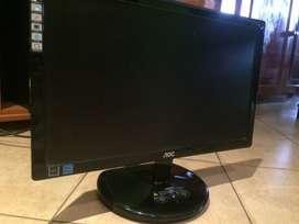 Vendo monitor AOC e943fwsk
