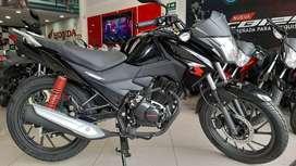 moto HONDA CB160F 0KM 2022 sin INICIAL