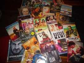 Lote de dvd's