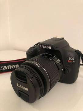 Canon EOS rebel T6 Kit Completo