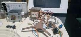 Repuestos para horno microondas samsung