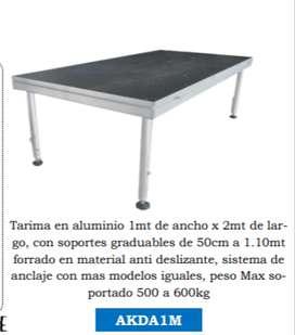 TARIMA UNIVERSAL 2X1
