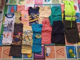 Vendo lote ropa niño