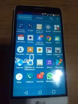 Vendo celular LG beat nos d722ar