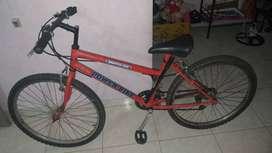 Se vende bicicleta power bikers