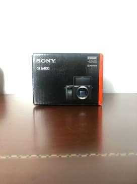 Cámara Sony Alpha 6400 - Cuerpo