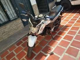 Moto CB160f honda en Venta