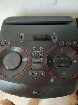 Equipo sonido LG XBOOM RN7