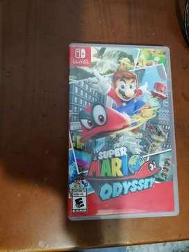 Mario odisey swicth