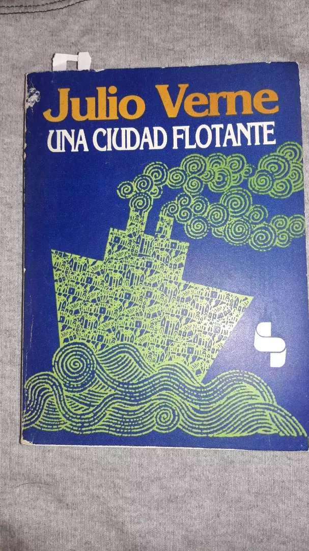 Una ciudad flotante - Julio Verne 0