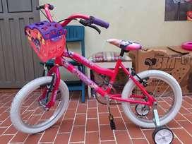 Vendo bicicleta estado 9/10