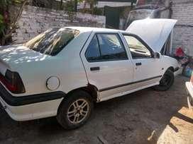 Renault 19 francés 1.8 con carburador (JUNTA QUEMADA)