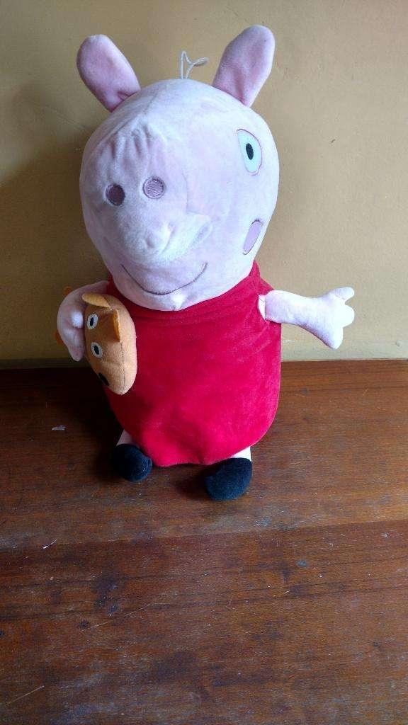 Peluche Peppa Pig 0